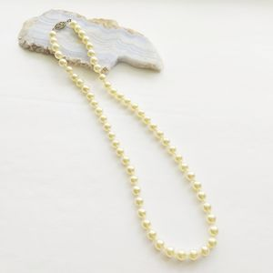 PEARLS 1970 Vintage Classic Knotted Necklace